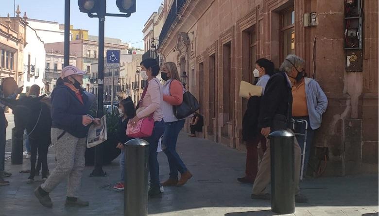 Este martes, Zacatecas registra 95 casos nuevos de Covid-19 y cuatro decesos