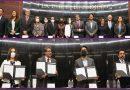 Senado e INAI firman convenio para formación de una sociedad más informada