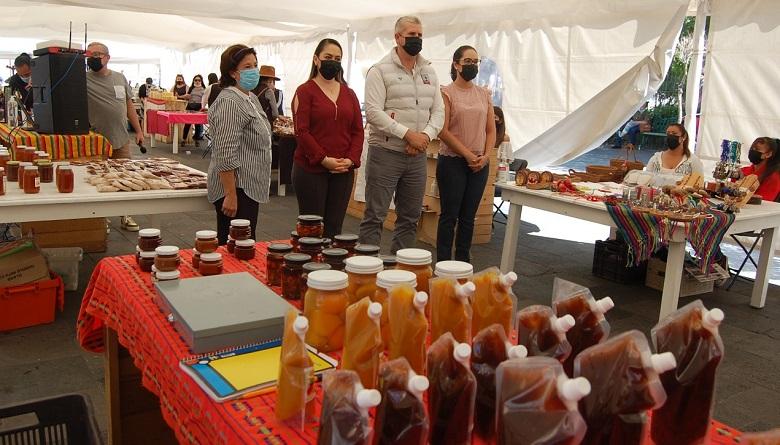 En Pabellón Agro Artesanal de Verano hay un pedacito de Jerez: Antonio Aceves