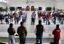 Unifican criterios autoridades municipales y delegados de Sombrerete