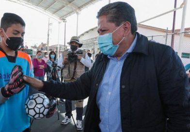 Han saqueado a Zacatecas y ahora se hagan de la boca chiquita: David Monreal
