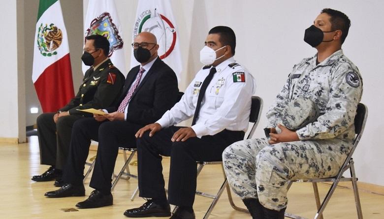 Ciudadanía coopera cuando ven a la policía como una fuerza legítima y positiva: Francisco Murillo