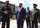 Gustavo Serrano se estrena como director municipal de seguridad pública en Zacatecas