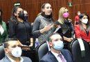 Denuncia Noemí Luna en San Lázaro, ilegal retención de salarios en Zacatecas
